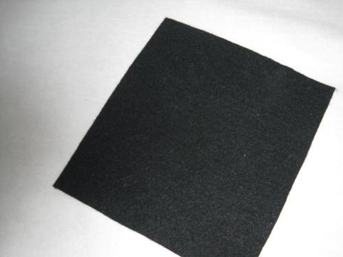 黑色土工布