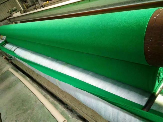绿色土工布产品演示图2