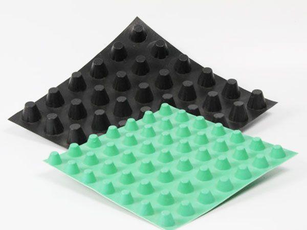 塑料排水板产品演示图2