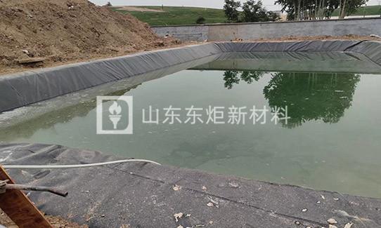 鱼塘防渗膜